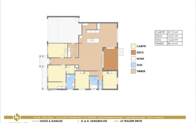 The Floor Coverings Plan